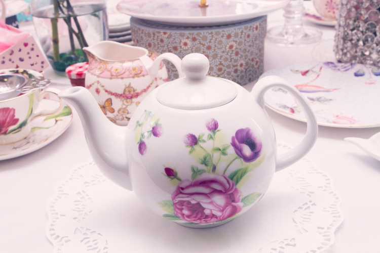 tea pot for the table