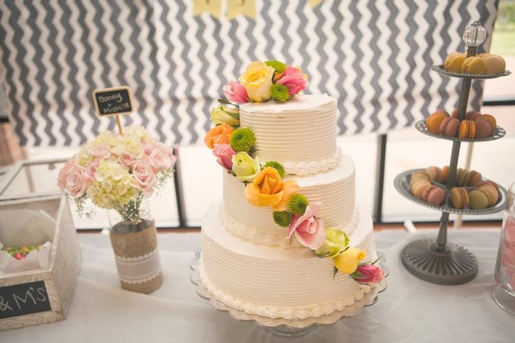 DIY cake